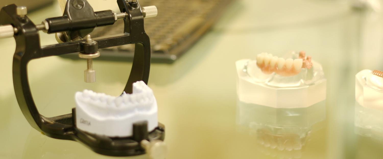 Funktionstherapie in der Zahnarztpraxis Dr. Veigel und Partner, Rheinau