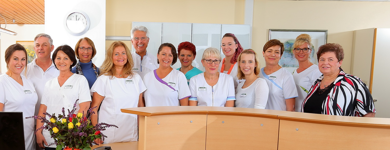 Team Dr. Veigel & Partner, Zahnärzte Rheinau